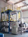 Concentration d'eau de lavage de cuves pharmaceutiques