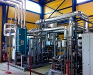 Développement d'une nouvelle technologie de compresseur